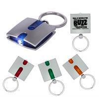 Boxy Light Keychain