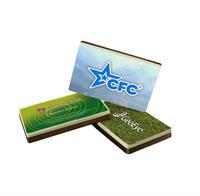 Chocolate Logo Business Card