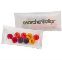 1/2 oz. 4 Color Bag of Printed Candy