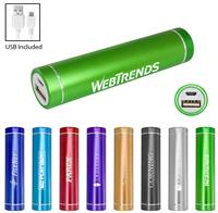 CPP-3794 - UL Cylinder Power Bank