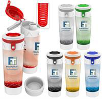 Full Color Stash Bottle with Infuser
