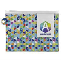 Large Full Color Travel Pouch