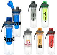 CPP-4285 - Locking 24 oz. Bottle with Infuser