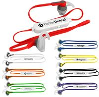 Sporty Bluetooth Earbuds