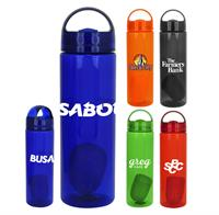 Arch 24 oz. Colorful Bottle with Floating Infuser