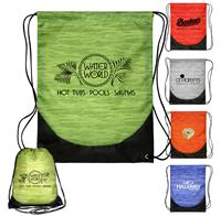 Evolve Drawstring Backpack