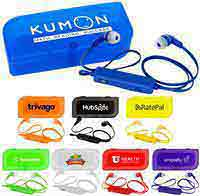 Magnetic Colorful Bluetooth Ear Bud Set