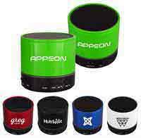 CPP-4676 - Light Up Ring Bluetooth Speaker