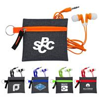 G Line Techie Ear Bud Pouch