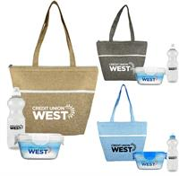 CPP-4757 - Beach Lunch Tote Set
