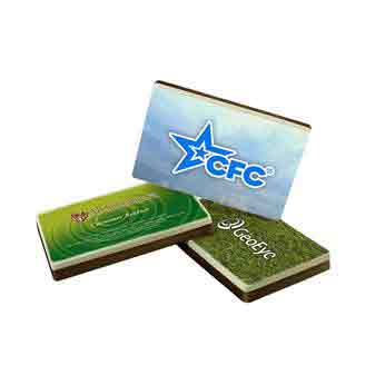 CPP-3089 - Chocolate Logo Business Card