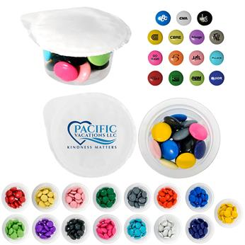 CPP-3200 - Small 4 Color Cup of Printed Candy