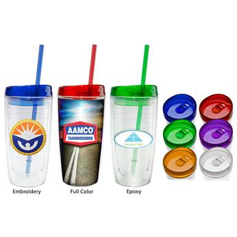 CPP-3325 - Full Color Insulated Tumbler