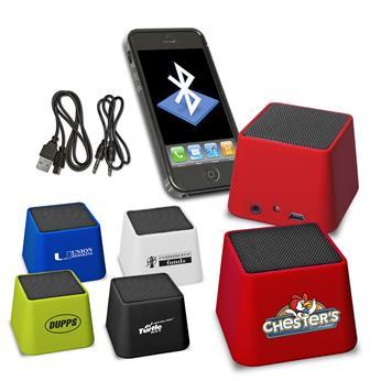 CPP-3420 - Mini Bluetooth Cube Speaker