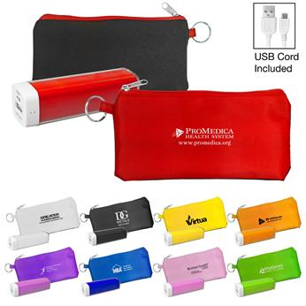 CPP-3627 - Colorful Power Bank Set