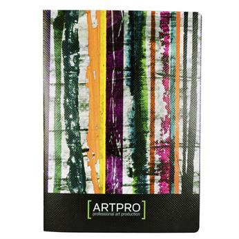 """CPP-3959 - 5"""" x 7"""" Perfect Poly-Fabric Cover Notebook"""