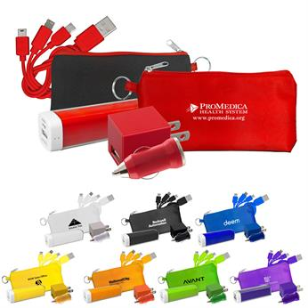 CPP-4058 - Ultimate Colorful Power Bank Kit