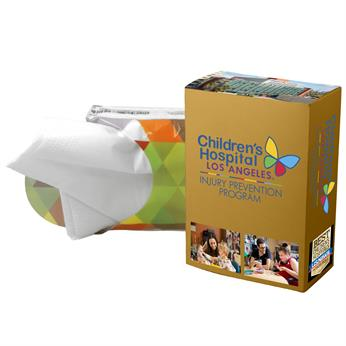 CPP-4162 - Full Color Travel Tissues