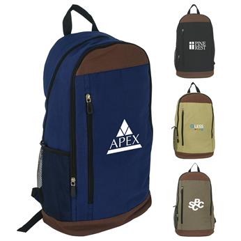 CPP-4254 - Canvas Backpack