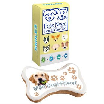CPP-4314 - Dog Cookie in Full Color Box