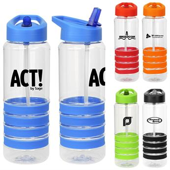 CPP-4337 - Ringed Sport Bottle