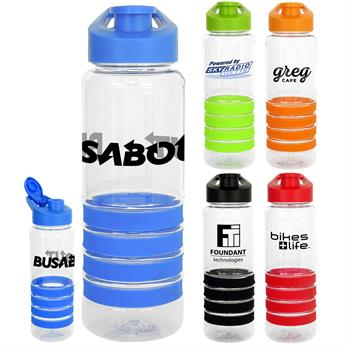 CPP-4517 - Easy Pour 28 oz. Sporty Ring Bottle