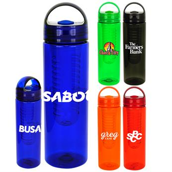 CPP-4535 - Arch 24 oz. Colorful Bottle with Infuser