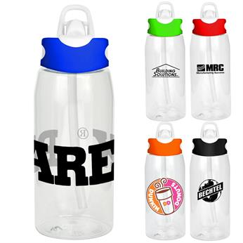 CPP-4728 - Two Tone 25 oz. Bottle