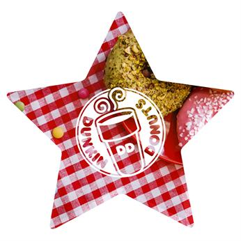 CPP-4814-STAR - Full Color Acrylic Star Award