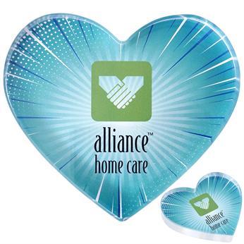 CPP-4814-HEART - FULL COLOR ACRYLIC HEART