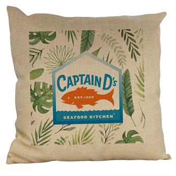 CPP-5214-LEAF - Leaf Vibrant Pillow