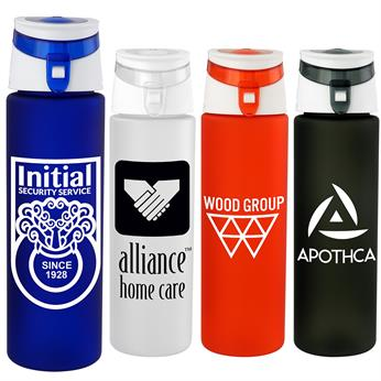 CPP-5520 - Trendy 24 oz. Frosted Bottle