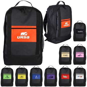 CPP-5574 - Colorful Pocket Backpack