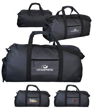 CPP-5621 - G Line Pocket Duffle Bag