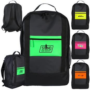 CPP-5653 - Neon Pocket Backpack
