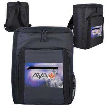 CPP-5810 - Full Color Pocket Cooler Backpack