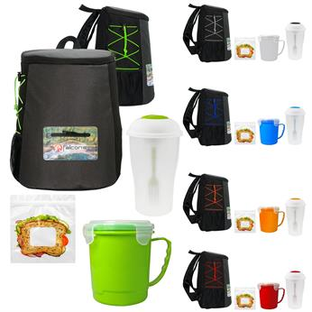 CPP-5937 - Colorful Soup, Salad & Sandwich Set