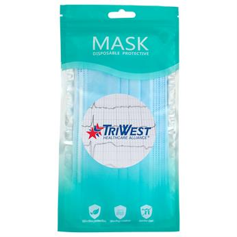 CPP-5994 - Disposable Face Masks 5 Pack