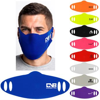 CPP-5996 - Colorful Fabric Face Mask