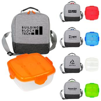 CPP-6105 - Bay Handy Clip Top Chillin' Lunch Kit