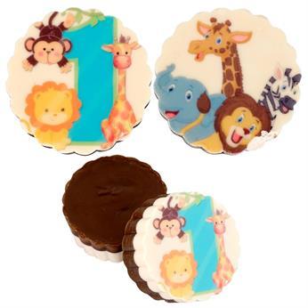 CPP-6135 - Small Logo Chocolate