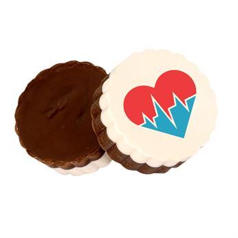 CPP-6135-Nurses - Small Logo Chocolate