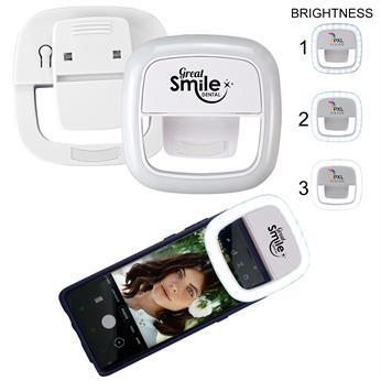 CPP-6285 - Clip On Selfie Light