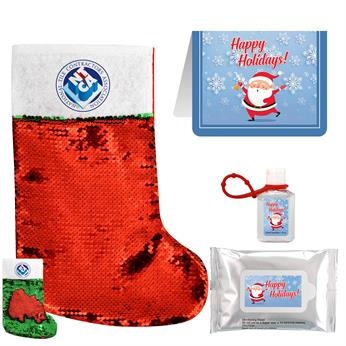 H8665 - Santa's Stocking Set