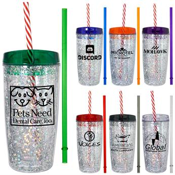 H8673 - Holiday Confetti Wave Mug