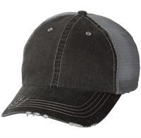 Mega Cap - Herringbone Trucker Cap