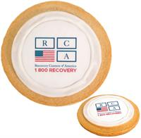 CPP-2338 - Full Color Round Cookie