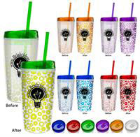Color-Changing Insulated Tumbler