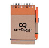 CPP-3350 - Stylus/ Recycled Notebook Combo