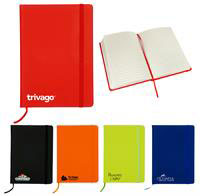 CPP-3375 - Medium Elastic Closure Notebook